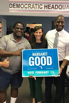 Democrat captures Republican-held Florida House seat in Sarasota