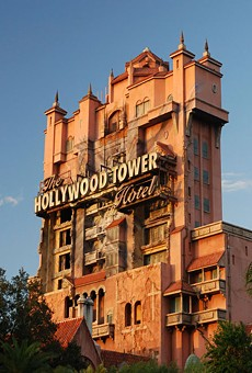 The Tower of Terror could be the next big ride to get updated at Disney's Hollywood Studios