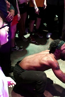 JPEGMAFIA at Will's Pub