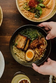 Domu ramen empire extends east to Waterford Lakes