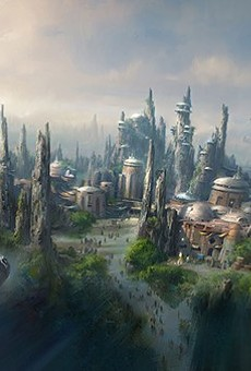 Disneyland's Star Wars land might charge an initial extra admission fee, and charge for FastPasses