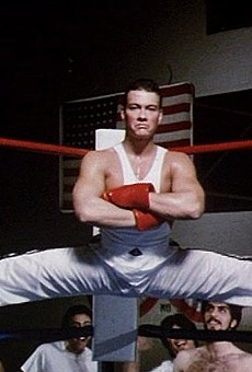 The politics of dickpunching: Bloodsport and more in Trump's movie syllabus