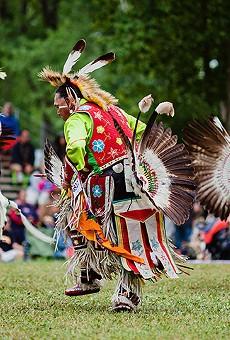 Thundering Spirit Pow Wow celebrates Native American culture at Renninger's