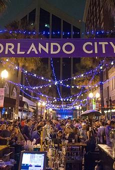 Kick off the soccer season with Orlando City's annual pub crawl