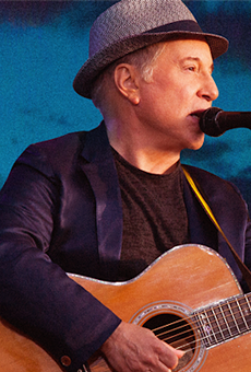 Paul Simon will bring his 'Farewell Tour' to Orlando this fall