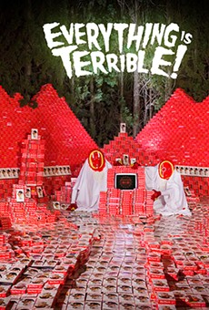 Everything Is Terrible has edited the hell out of some found footage to create The Great Satan