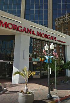 Morgan & Morgan is suing Facebook