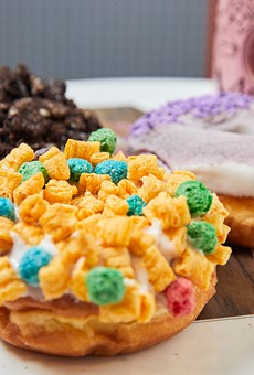 Voodoo Doughnut is now open at Universal's CityWalk