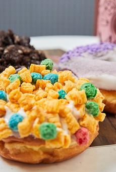 Voodoo Doughnut is now open at Universal's CityWalk