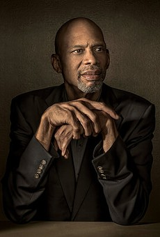 Kareem Abdul-Jabbar speaks about his latest book at Rollins College
