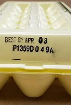 Publix recalls eggs after concerns of a salmonella contamination