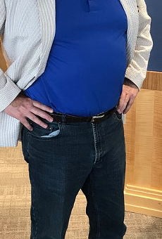 Orlando Mayor Buddy Dyer is in dem jeans