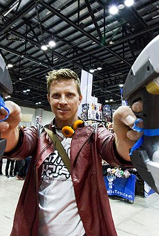 MegaCon returns to the Orange County Convention Center with four days of celebs, comics and pop culture