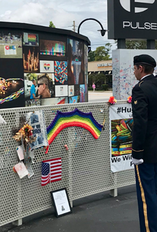 Army veteran who died during Pulse shooting honored on Memorial Day