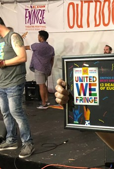 Critics Choice awards announced for 27th Orlando Fringe Festival