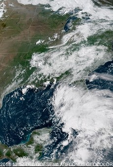 Florida officials seek tourism boost after Alberto blows through