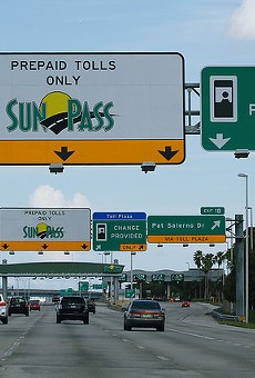 Florida's SunPass toll system will be down a week for maintenance