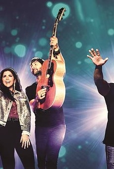 Lady Antebellum and Darius Rucker