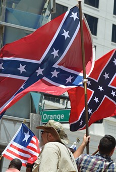 More than 1,700 Confederate symbols remain in US, including 65 in Florida
