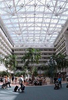 Orlando International Airport will require facial scans for all passengers on international flights