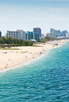 You should definitely check the beach report before heading to the Florida coast this weekend