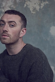 Sam Smith brings British blue-eyed soul to Amway Center this week