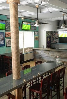 Downtown Orlando is getting an express Jimmy Hula's inside the Basement bar