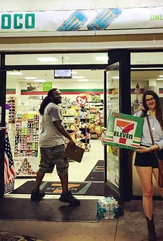 Oh thank heaven, today is 7-Eleven Day