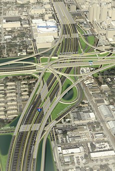 I-4/408 Interchange Rendering