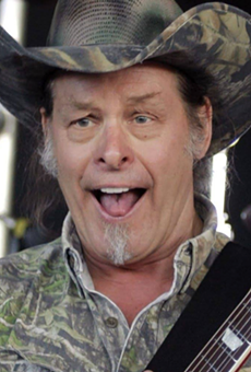 Ted Nugent points to Pulse massacre as reason not to allow firearms at his Virginia show