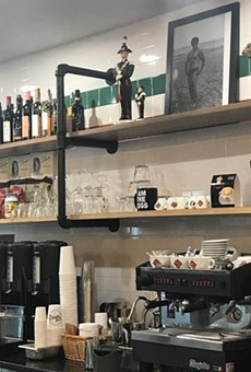 Stasio's Italian Deli opens today in the Milk District