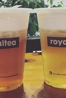 Royaltea brings 'cheese tea' to Mills 50, Hampton Social comes to Pointe Orlando, plus more in local foodie news