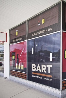Mills 50 video game bar BART announces closing date