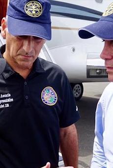 San Juan mayor endorses Philip Levine for Florida governor