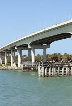 Nearly 1 million gallons of sewage was just dumped into Florida's Indian River Lagoon