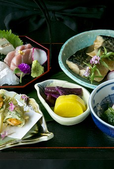 Casselberry's Wa Sushi makes a big splash with its creative cuts