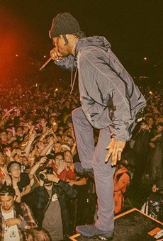 Travis Scott announces Central Florida show set for November