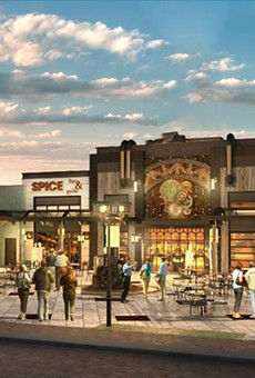 "Oviedo's Food Factory food hall will feature 8 ""micro restaurants"" clustered around a bar"