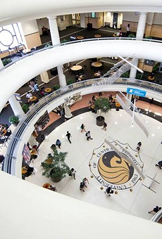UCF improperly used $38 million in state funds on a building project