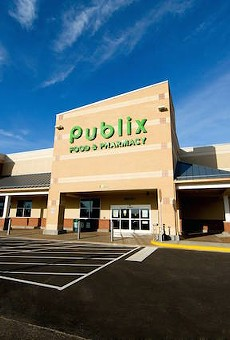 Publix frees the beard
