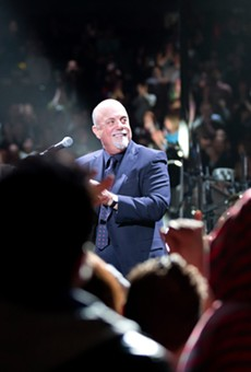 Billy Joel coming to Orlando in January