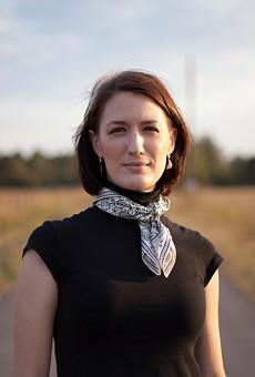 Orlando author Vanessa Blakeslee