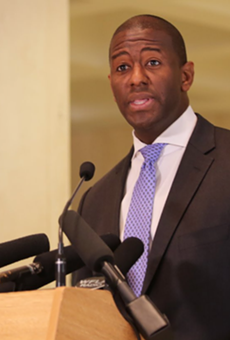 Andrew Gillum's claim that Florida's economy is propped up by low-wage jobs is 'half true'