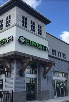 BurgerFi just opened a new Oviedo location that features facial recognition technology