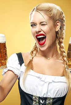 It's your last chance to take part in Central Florida's most authentic Oktoberfest this weekend