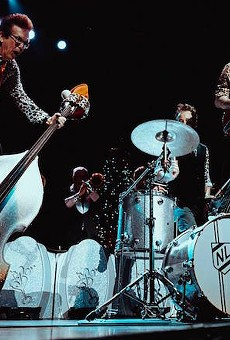 The Brian Setzer Orchestra to bring their Christmas Rocks tour to Orlando