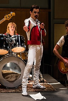 Bohemian Rhapsody is entertaining, but pedestrian