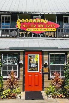 Yellow Dog Eats celebrates their 20th anniversary at their romantic Gotha outpost