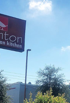 Wonton Asian Kitchen in Winter Park has closed