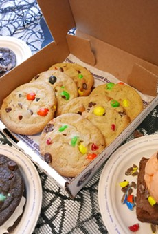 Insomnia Cookies is giving away free cookies next week